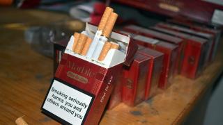 Канал за контрабандни цигари към Нови хан разби ГДБОП