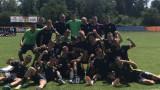 Лудогорец U17 спечели силен международен турнир