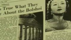 Болшой театър отбеляза 60 г. от първото си представление в Лондон