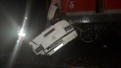 Шестима пострадаха при катастрофа край Черния кос