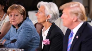 Тръмп не е партньор, на който Германия може да разчита