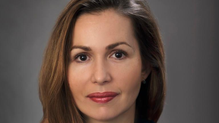 Д-р Анна-Мари Виламовска е новият изпълнителен директор на Българската аутсорсинг