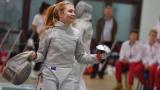 Йоана Илиева спечели Световната купа по сабя