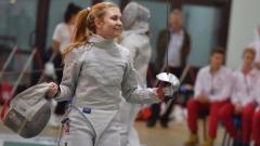Българка остана на победа от медалите на Мондиала по фехтовка