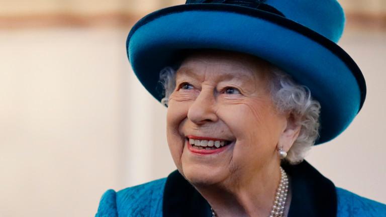 Кралица Елизабет Втора на 94