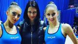 Невяна Владинова спечели злато на обръч и бухалки на държавното  първенство по художествена гимнастика