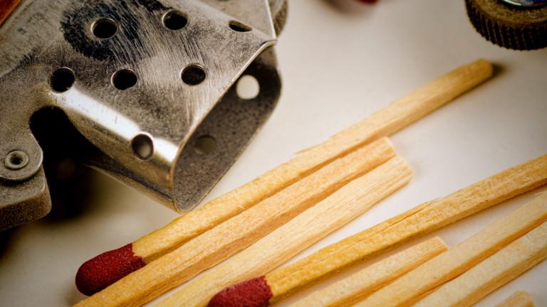 Задържаха 36-годишен шуменец при опит да запали дома на сестра си