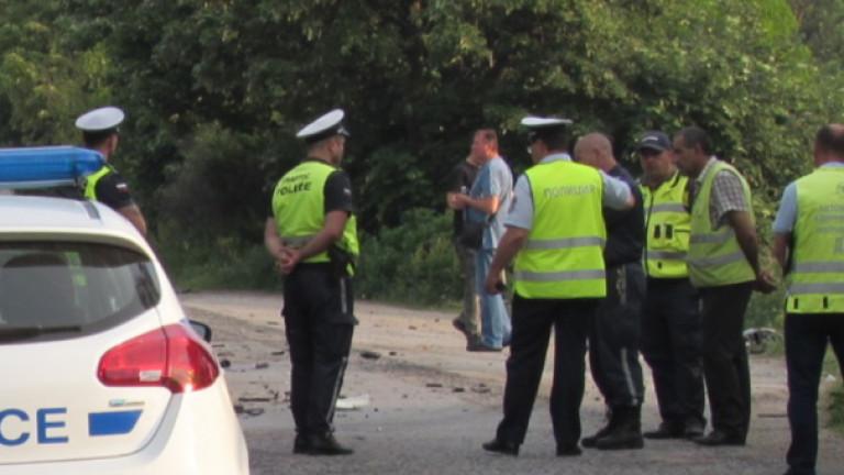 Трима пострадали при катастрофа по пътя София - Варна