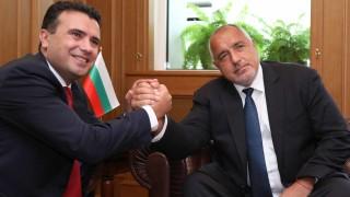 Заев оптимист, че България и Македония ще разрешат историческите въпроси