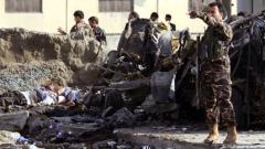 Атентатор-самоубиец е атакувал военен конвой на НАТО