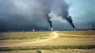 Войните и залезът на петролната ера