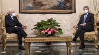 Провал на преговорите за коалиция в Италия