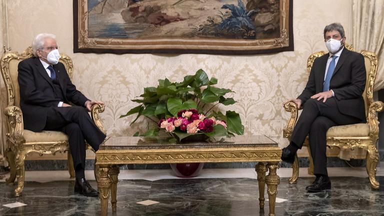 Разговорите за управляваща коалиция в Италия се провалиха, заявиха от