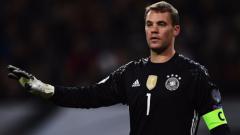 Нойер се надява на по-добра 2019 година за германския национален отбор