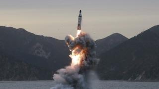 САЩ тласкат Корейския полуостров към ядрена война, скочи Северна Корея