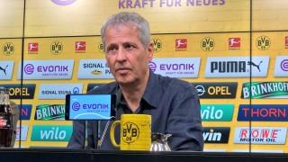 Шефовете на Борусия (Дортмунд) предлагат нов договор на Люсиен Фавр