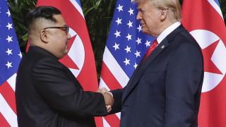 Ким Чен-ун с дипломатическа офанзива – срещи с Тръмп, Мун Дже-ин, Путин, Дзинпин, Абе и Франциск
