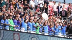 """Ливърпул изпусна Сити на """"Уембли"""", първи трофей за """"гражданите"""" през новия сезон!"""