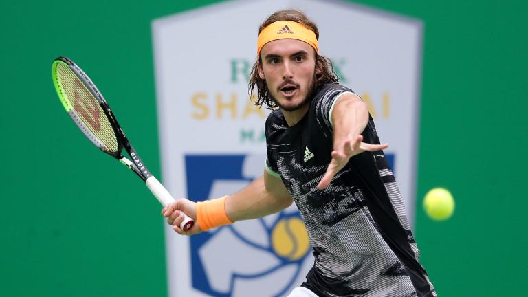 Гръцкият тенисист Стефанос Циципас победи световния №1 Новак Джокович (Сърбия)