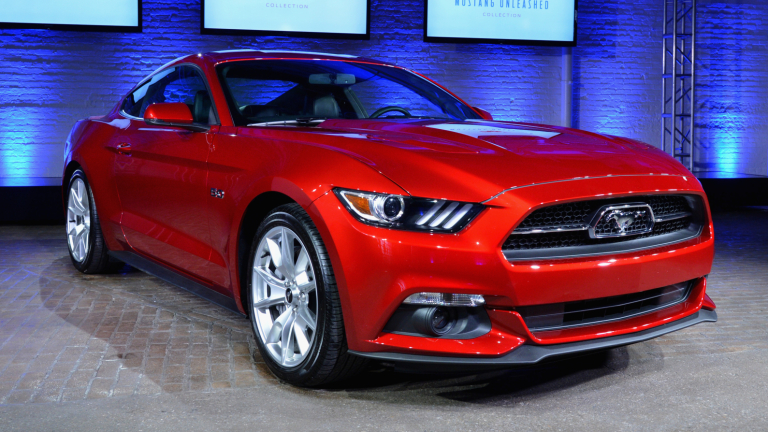 Как Европа и България спасиха емблематичния американски Mustang?