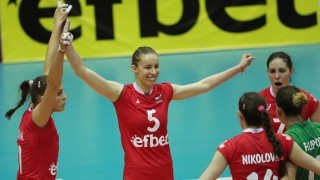 Волейболистките паднаха планирано от Русия