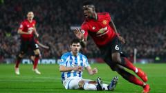 Манчестър Юнайтед победи Хъдърсфийлд с 3:1