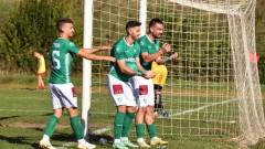 Берое - Локомотив (Пловдив): 1:0 (Развой на срещата в минути)
