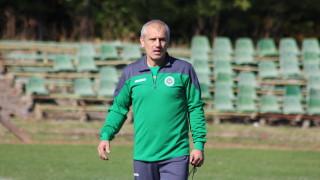 Треньор от Втора лига също вариант за Верея