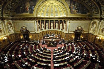 Френският парламент призна Палестина за независима държава