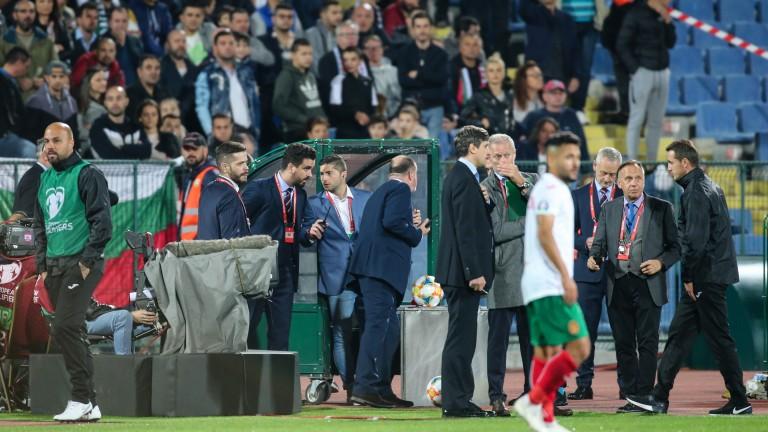УЕФА повдигна обвинение срещу България, но и срещу Англия