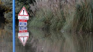 Лошото време във Франция взе три жертви