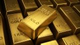 Цената на златото слезе под $1800