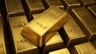 Цената на златото слиза от 5-седмичния връх