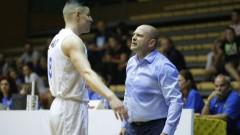 Константин Папазов: Победихме отбор, който вкара 15 тройки накрая