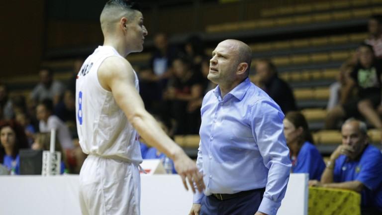 Папазов: Много ми се иска да повторим същото игрово поведение и в неделя