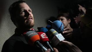 Полфрийман не се страхува да живее в София