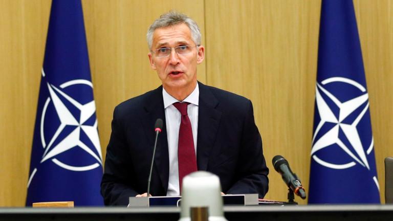 Столтенберг: Русия засили агресивното си поведение, НАТО укрепва отбраната си