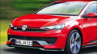 Volkswagen открехва завесата около новия Golf 8