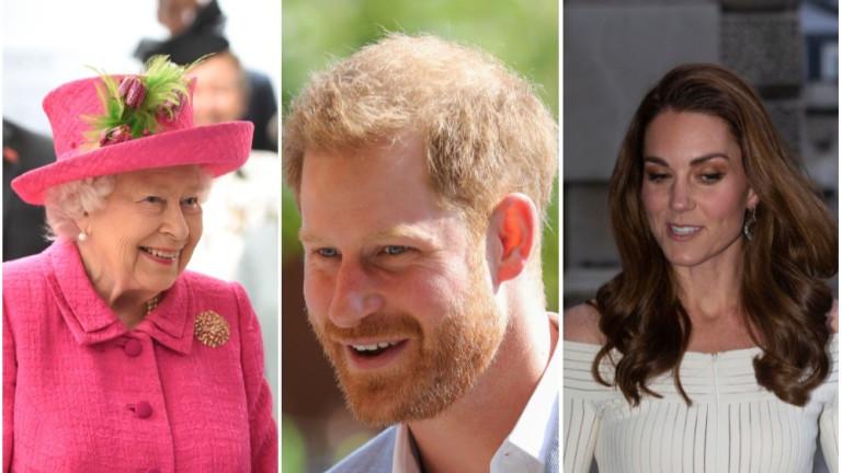Кой колко е богат в английското кралско семейство