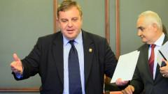 Каракачанов: Европа не ни третира като равни