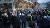 6000 поддръжници на Навални събра протестът в Москва, над 400 задържани само в Русия