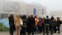 Не сме виновни за хаоса с в Арена Армеец, обяви Столична община