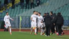 Славия уреди контрола с втория отбор на ЦСКА (Москва)