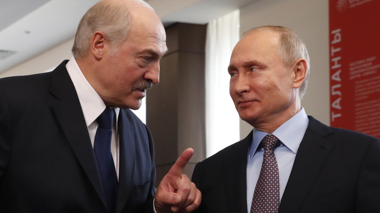 Президентът на Беларус Александър Лукашенко заяви, че ако САЩ поставят