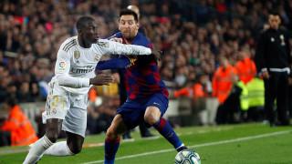 Барселона - Реал (Мадрид) 0:0 (Развой на срещата по минути)