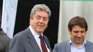 Георги Първанов отрича впускане в надпреварата за президент