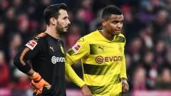 Вратарят на Борусия (Дортмунд): Манчестър Юнайтед е отборът, който ме кара да се вълнувам