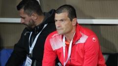 Стоян Колев става част от новия треньорски щаб на Арда