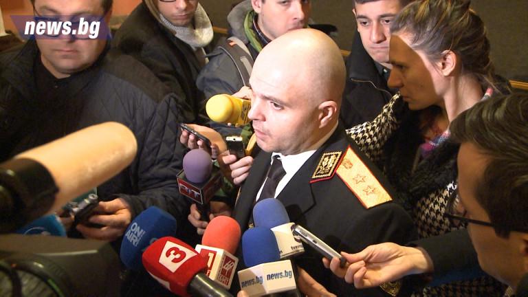 Шефът на СДВР предложен за нов главсек
