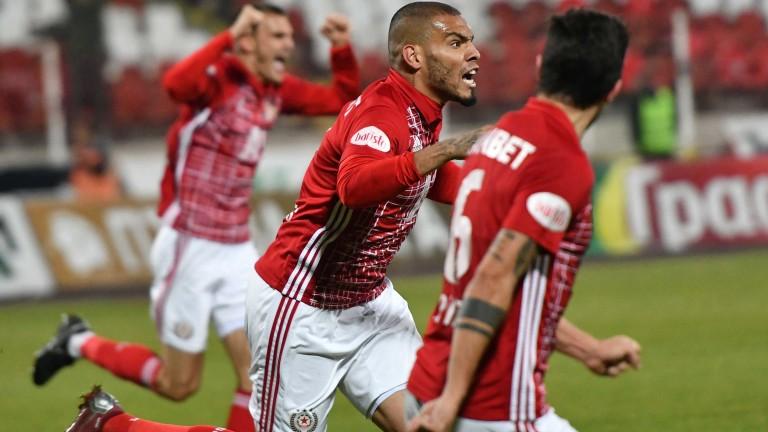 Мауридеш вече разполага с 8 гола в Първа лига. Ето